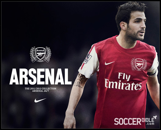 b359fd6ee SoccerBible are excited to officially unveil the new Arsenal FC 125th  Anniversary 2011-12 Home Kit! A club built on strong foundations and  traditions
