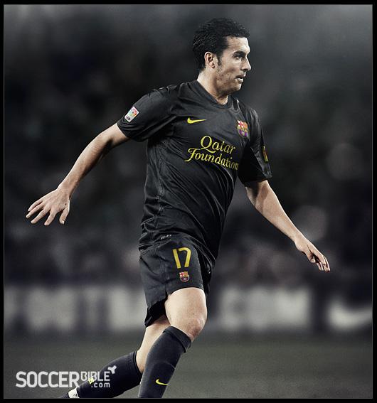 pick up 8be86 2978c FC Barcelona Away Kit 2011-2012 - Nike Football Shirt ...