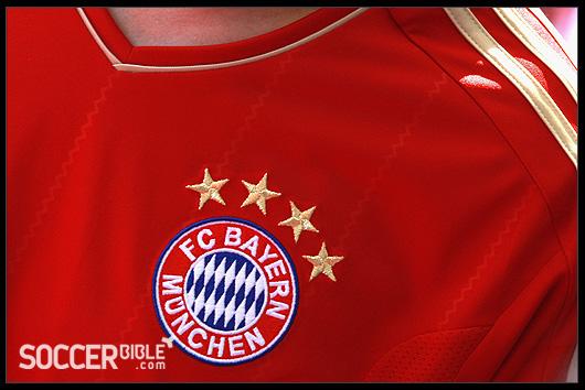 official photos c5e56 3a20e Bayern Munich Home Kit 2011-2012 - adidas Football Shirt ...