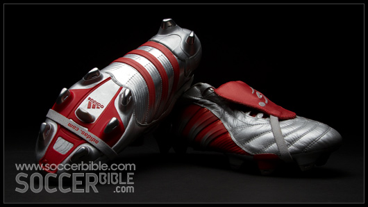 huge selection of 04ec2 c2e0d The boots are inspired by the yin-yang philosophy. The adidas Predator  Pulse football boots represented a revolutionary design concept in soccer  footwear ...