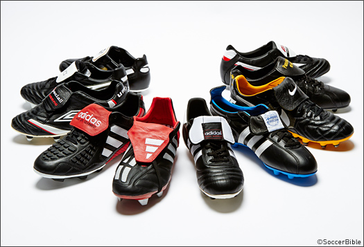 bbe4cde94bc Ten of the very best of the game s boots to feature a tongue ...