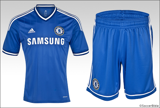 cheap for discount db261 d6de7 It's Blue! adidas Unveil Chelsea Kit For Next Season ...