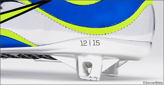 3ee1474090 Earlier this year Nike released 1,998 pairs of the limited edition  Mercurial Vapor XV football boots, launched to commemorate 15 years of the Nike  Mercurial ...