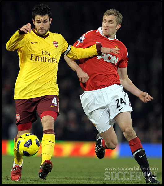 Cesc Fabregas made his return from injury to wear the brand new Nike CTR360  Maestri II football boots f9ab2f51ce