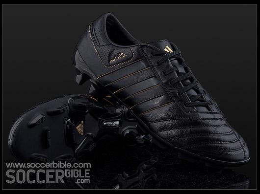 d0e8faae3 adidas adiPure III Football Boots - Black Black Gold - SoccerBible.