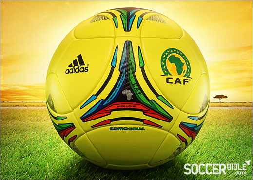da2dc1c410 African Cup of Nations - Official adidas 'Comoequa' Match Ball ...