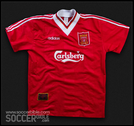 7efca88576f Liverpool are one of the true greats of English football, but it was hard  to envisage a team steeped in history and tradition when the squad of 95-96  ...