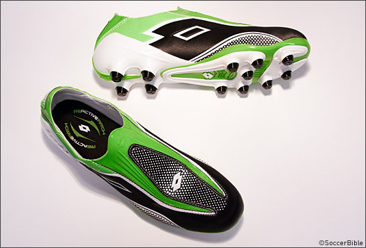 lotto zhero gravity ii 100 football boots soccer cleats