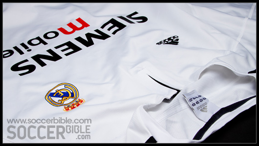 c0d9ccd93 The famous white of Los Blancos has become an iconic part of the history of Real  Madrid. The all white strip is one of the clubs biggest associations