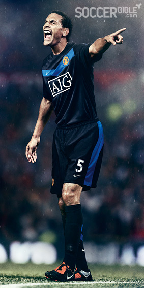 new product 978aa 658ec Football Shirt News - Manchester United Away Kit 09/10 by ...