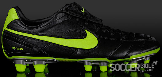competitive price 879aa 069cb Heritage Football Boots - Nike Air Legend II black/volt - 03 ...