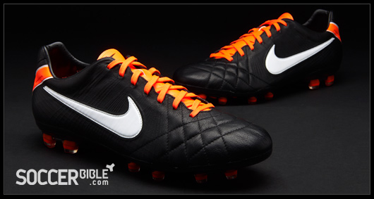 buy online fa543 a5976 Nike Tiempo Legend IV Elite Football Boots - Black/White ...
