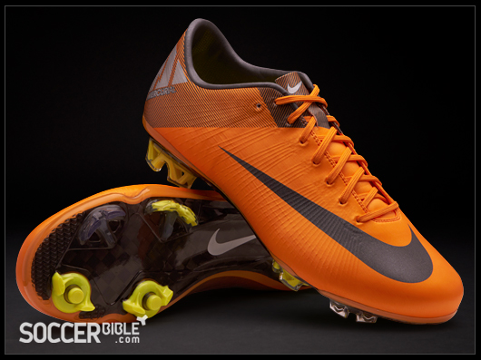 info for dc441 dc8be Nike Mercurial Vapor Superfly III Football Boots – Orange ...