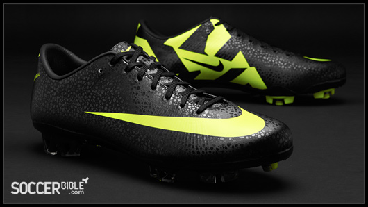 detailing a587a d8892 Nike CR Mercurial Vapor Superfly III Football Boots – Black ...