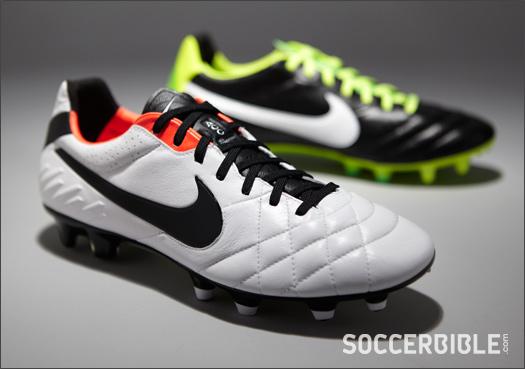 huge selection of 36d3f 4deaf Nike Tiempo Legend IV Football Boots - White/Black/Crimson & Black/White/ Green