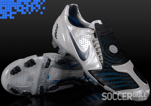 097e4238df5 closeout nike t90 laser ii grey 35e2a cae29  where to buy soccerbible  continues our look at new release football boots with the latest nike