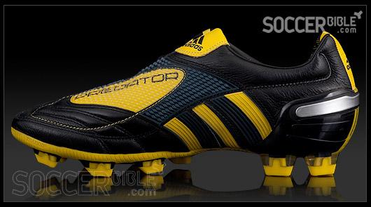 a640d37a2 adidas Predator X World Cup Football Boots - Black/Sun/Silver - SoccerBible.