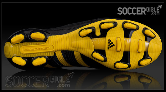 1e7ad187a To help increase shot power the adidas Predator X World Cup football boots  feature the PowerSpine sole-plate. This maximises power and shot energy  directly ...