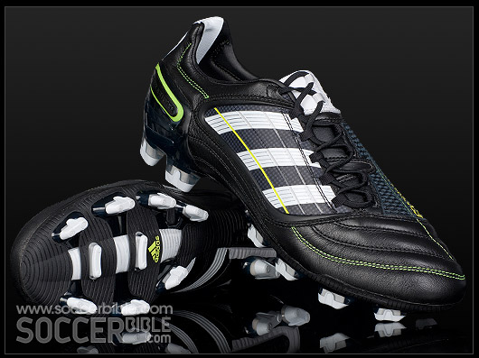 adidas Predator X Football Boots - Black/White/Electricity ...
