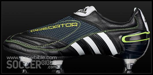 adidas Predator X Football Boots - Black/White/Electricity ...
