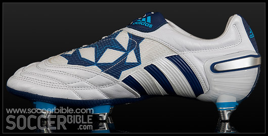 adidas Predator X Football Boots - White/Night Sky/Cyan ...