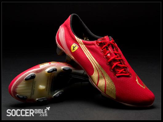 cba26c752 Puma v1.815 Ferrari - Football Boots Vault - SoccerBible