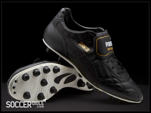 ad988fdb543 Puma have added a bit of cool factor and re-released their King Top football  boots