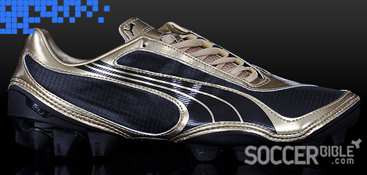 efe38bf61e08 Here are the gold football boots that made such a big impact on their  debut! Worn by Samuel Eto o
