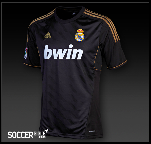 8ed286caf0b Real Madrid Away Shirt 2011-2012 - adidas Football Shirt - SoccerBible