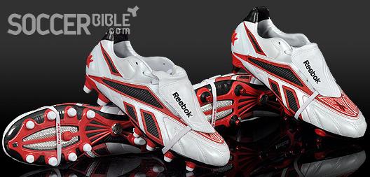 Power Football Boots Reebok Valde Pro WhiteBlackRed 29