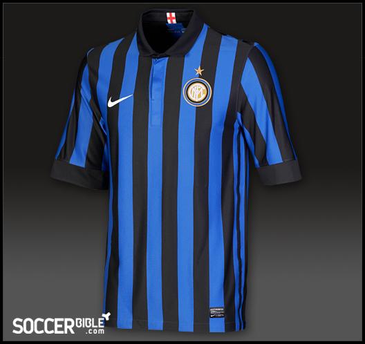 pretty nice 6758e f3663 Inter Milan Home Shirt 2011-2012 - Nike Football Shirt ...