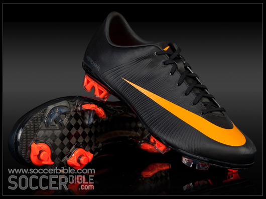 buy online 11b45 5d889 Nike Mercurial Vapor Superfly II Football Boots - Black ...