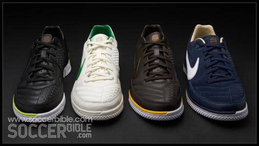 774acd3c906b27 Nike5 Gato Street Soccer Shoes - SoccerBible