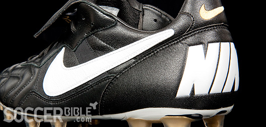 Nike Tiempo Soccerbible Boots Football Blackwhitedel 94 Solgold UUHFSrqn6
