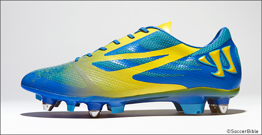 b22abfb5ef3 Warrior Football extend their boot line-up with all new speed silo. -  SoccerBible.