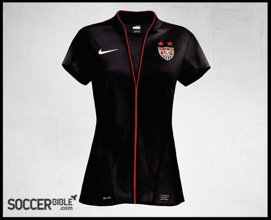 new style 7dc94 cdc93 Nike US Women's National Team (USWNT) 2011 Kit - SoccerBible