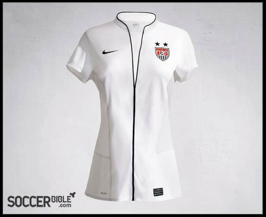 new style 5dc98 51223 Nike US Women's National Team (USWNT) 2011 Kit - SoccerBible