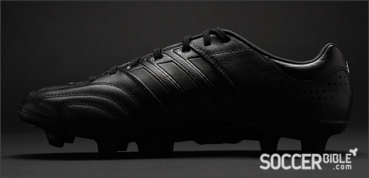 2b37e75f4 Black-out editions have become a tradition with the adiPure range - adidas  have released all-black versions of the ...
