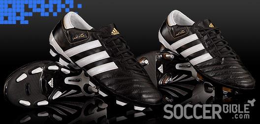 e7a2f753a adidas adiPure III Football Boots - Black White Gold - SoccerBible.