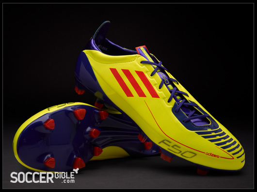64e4d6682 adidas F50 adiZero Football Boots - Electricity Anodized Purple ...