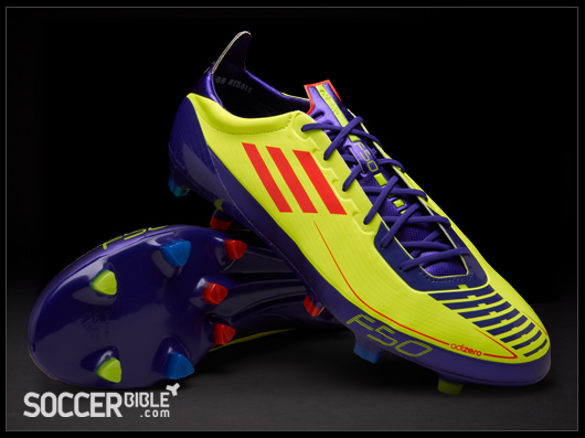 best sneakers 79689 a739b adidas F50 adizero Prime Football Boots - Electricity Purple