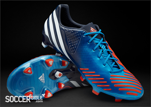 competitive price 74593 171c1 adidas Predator LZ Football Boots - Blue White Infrared