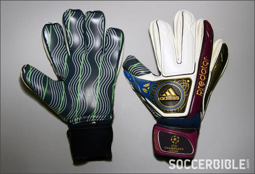 purchase cheap 1e47b bc66e adidas Predator Pro Champions League Goalkeeper Gloves
