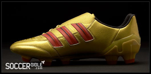 889e5636d731 ... release of the new Gold Red Black adiPower DB Predator football boots!  Take a look and share your thoughts with the SoccerBible community online