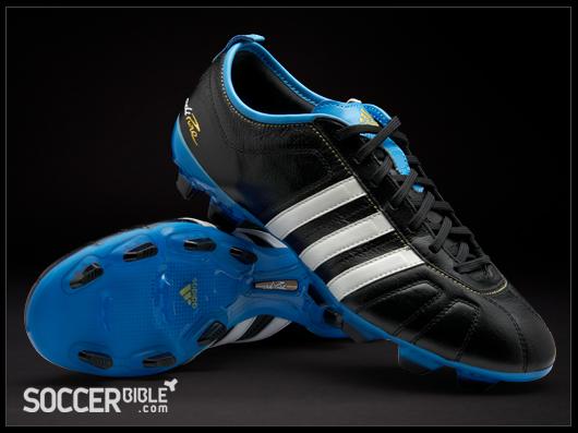adidas adipure black football boots