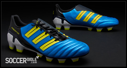 0a9d3035085a The new Blue/Electricity adiPower football boots mark the beginning of a  new era for the adidas Predator.
