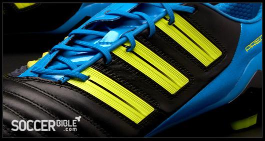 f7b4890ae421 adidas adipower Predator Football Boots - Black/Blue/Electricity -  SoccerBible.