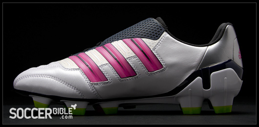 be203557852e They've crossed the male/female divide and become one of the most popular  coloured football boots available. Despite the new white/pink adiPower  Predator ...