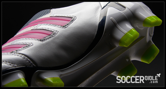 e6130894856f The new White/Pink adiPower Predator Womens soccer shoes will retail  worldwide for around £155 GBP / $180 USD / €185 EURO and are available to  order now ...