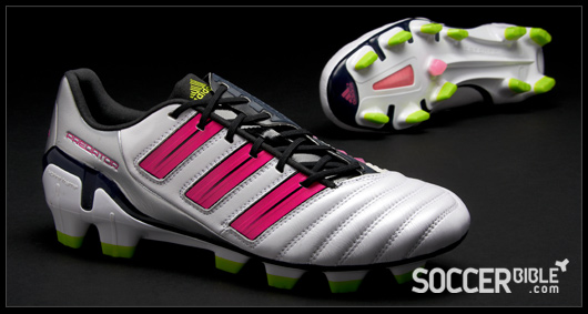 349c6a7c1d8b The new white/pink adiPower Predator Women's football boots are built on a  narrower female-specific last. So for men with wider feet, these boots are  ...